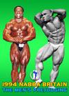 1994 NABBA Britain - The Men's Prejudging