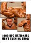 1999 NPC Nationals: The Men's Evening Finals