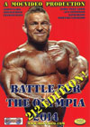 Battle For The Olympia 2014 - 212lb Edition! 2 Disc Set (Dual price US$39.95, A$49.95)